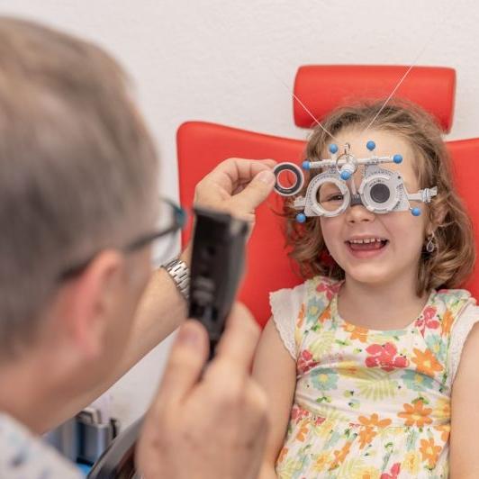 Kinderbrillen bei Brillenstudio Hahn