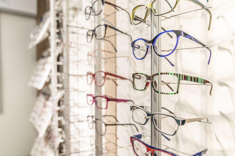 Service Brillen im Brillenstudio Hahn