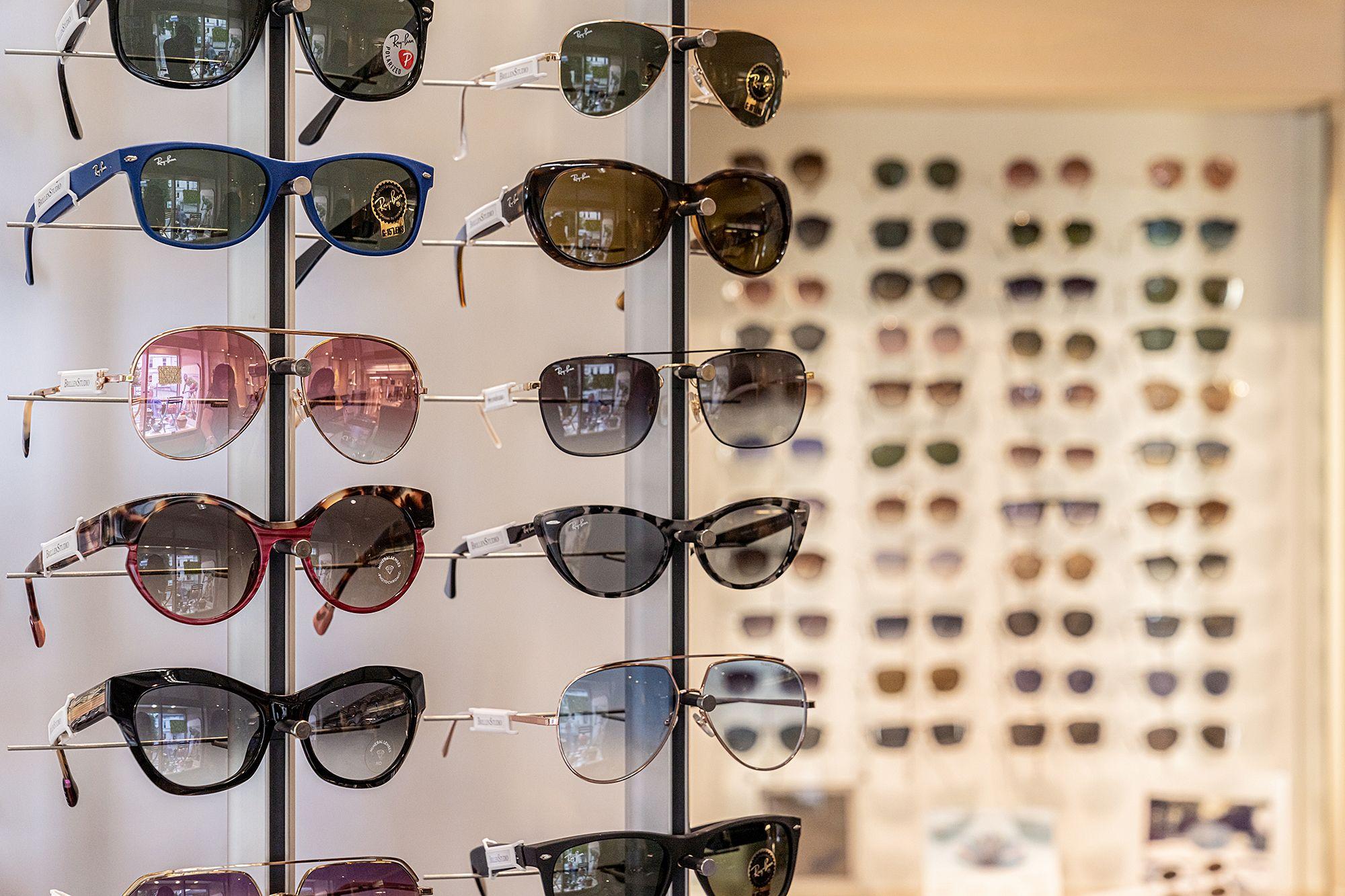 Sonnenbrille bei Hahn Günzburg